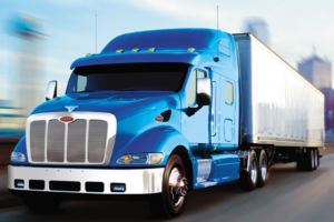 blue truckload with ltl freight