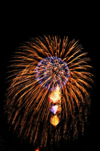 fireworks and truckload logistics